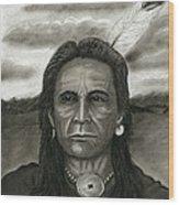 Yankton Lakota Wood Print