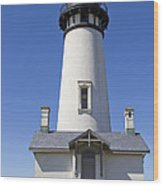 Yaquina Head Lighthouse 2 Wood Print