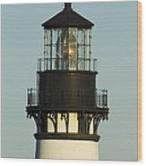 Yaquina Head Lighthouse 4 A Wood Print