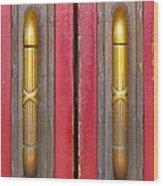Ybor City 2010 2 Wood Print