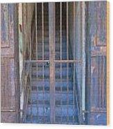 Ybor City 2013 12 Wood Print