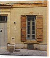 Yellow House No 32 Arles France Dsc01779  Wood Print