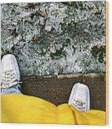 Yellowjacketcomp 2009 Wood Print