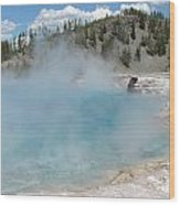 Yellowstone 2 Wood Print