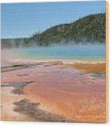 Yellowstone 5 Wood Print