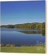 Yellowwood Lake 1 Wood Print