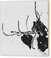 Yin Wood Print