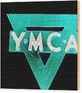 Ymca Wood Print