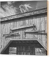 Yoke 7p01958b Wood Print