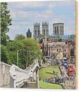 York England 6180 Wood Print