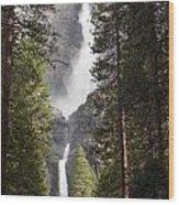 Yosemite Falls 2013 Wood Print