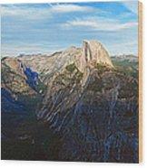 Yosemite Glacier Point Panorama Wood Print