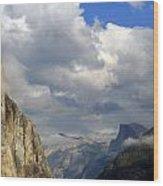 Yosemite Jewels Wood Print