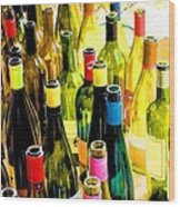 You Are Invited To A Wine Tasting... Wood Print