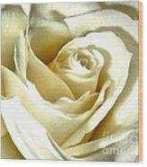 You May Kiss The Bride Wood Print