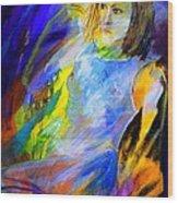 Young Girl 5751202 Wood Print