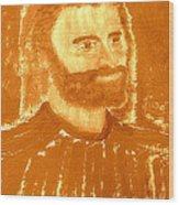 Young John The Beloved 2 Wood Print