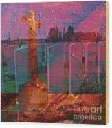 Ypres Wood Print
