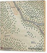 Yrchyn The Tyrant Kobold Kobold Campsite Wood Print
