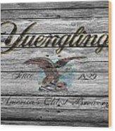 Yuengling Wood Print