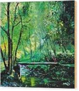 Ywoigne 4531 Wood Print