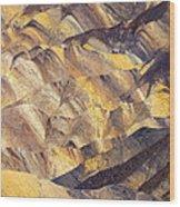Zabriskie Color Wood Print