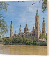 Zaragoza, Zaragoza Province, Aragon Wood Print