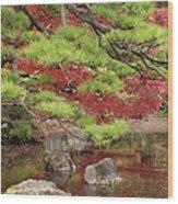 Zen Wood Print