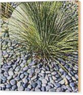 Zen Landscape Wood Print