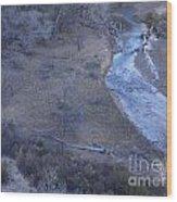 Zion National Park Reflection 2 Wood Print