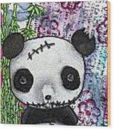 Zombiemania 2 Wood Print