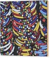 Zulu Necklace Wood Print