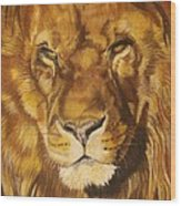 Zuri Wood Print