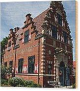 Zwaanendal Museum I Wood Print