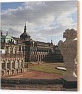 Zwinger Dresden - Germany Wood Print