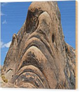 Alabama Hills Monster Wood Print