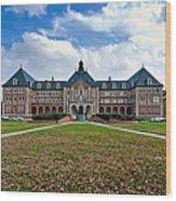 Notre Dame Seminary Wood Print