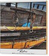 Relics - Edward Birkbeck Wood Print