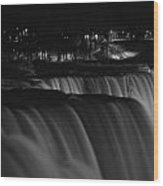 012 Niagara Falls Usa Series Wood Print