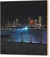 013 Niagara Falls Usa Series Wood Print