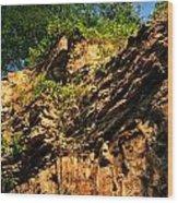 023 Niagara Gorge Trail Series  Wood Print