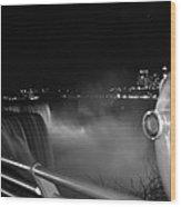 03 Niagara Falls Usa Series Wood Print