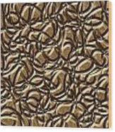 0443 Metals And Malleability Wood Print