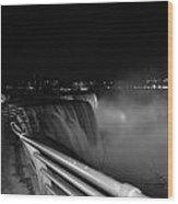 05 Niagara Falls Usa Series Wood Print