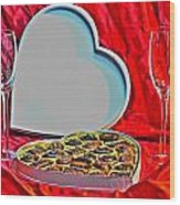 05 Valentines Series Wood Print