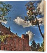 002 The 74th Regimental Armory In Buffalo New York Wood Print