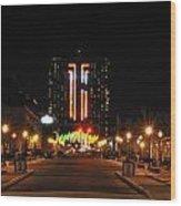 02 Seneca Niagara Casino Wood Print