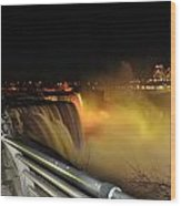 06 Niagara Falls Usa Series Wood Print