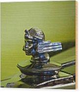1930 Stutz 4 Door Sedan Sv 16 Wood Print