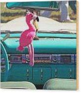 1959 Edsel Ford Wood Print